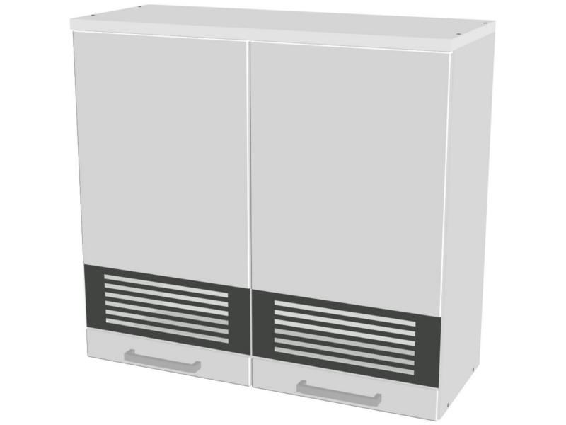 Шкаф ШСТ-80Г навесной горизонтальный 800х320х742