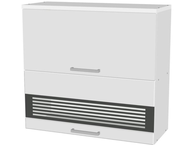 Шкаф ШСТ-80 навесной 2-х дверный 800х320х742