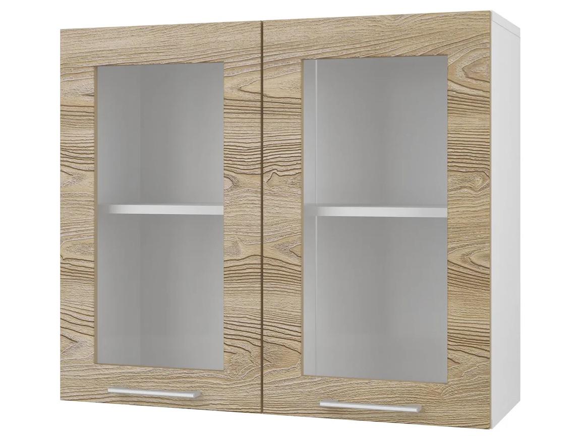 Шкаф-витрина 80 800х700х300
