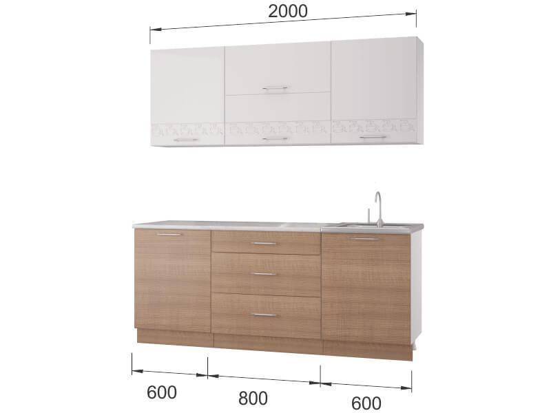 Ширина 2000
