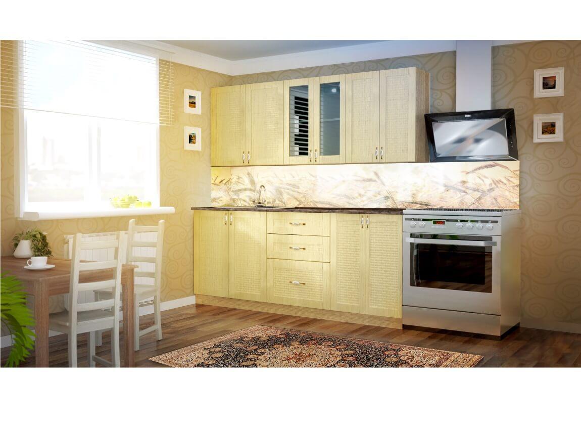 Комплектация кухни на 1600