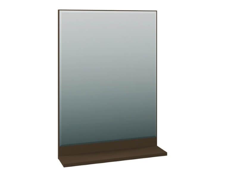 Зеркало 550х144х760 латте