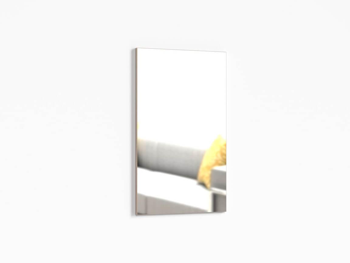 Зеркало настенное ПР-ШН-1-1 600х20х1000 Дуб девонширский