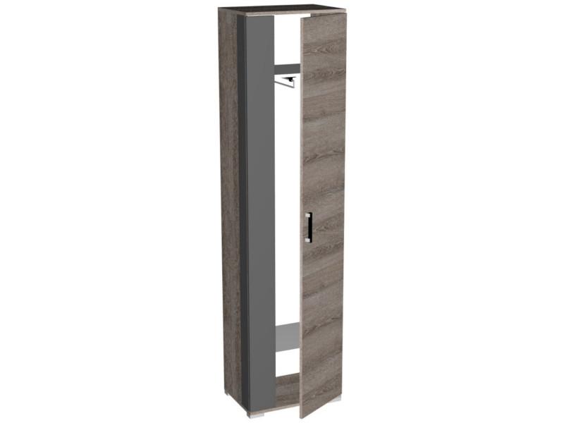 Шкаф для одежды ПХ-1 540х371х2110