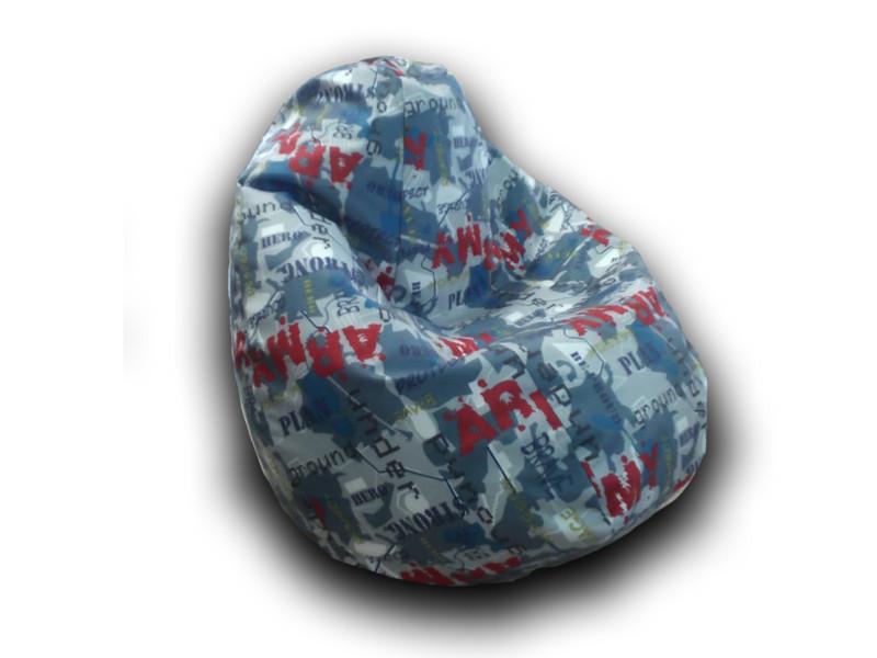 Кресло-мешок Army Denim 2 категории