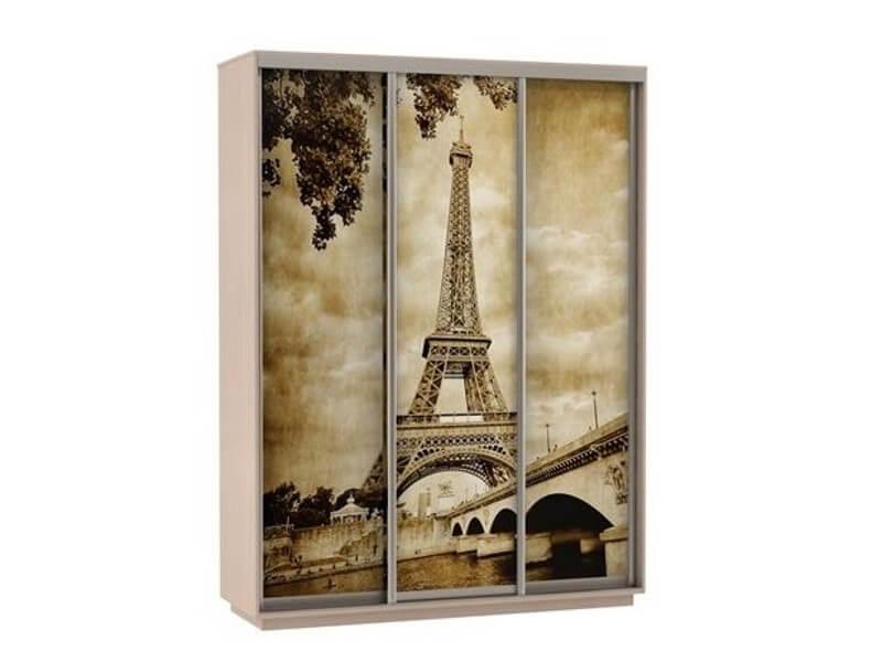 Фото Париж 1800 1800х2200х600