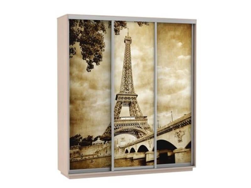 Фото Париж 2100 2100х2200х600