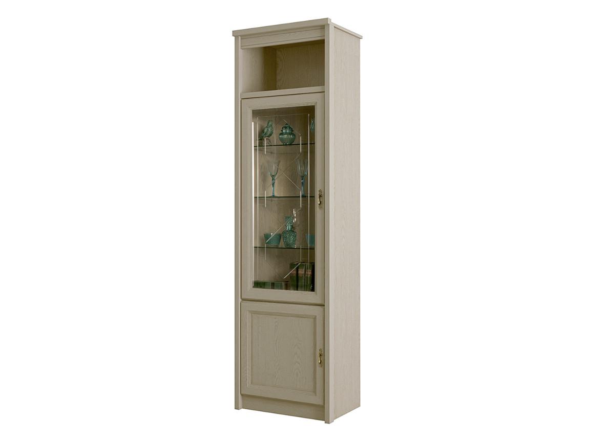 Шкаф для посуды 665 дуб гарвард 600х2160х460