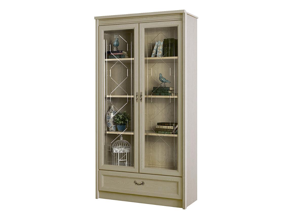 Шкаф для книг 667 дуб гарвард 1140х2160х460