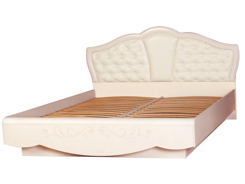 Кровать двойная 1800 687 1970х1157х2083 мм