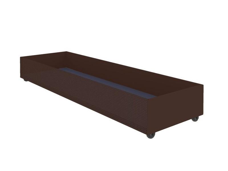 Ящик для белья выкатной коричневый 1800х540х210 мм