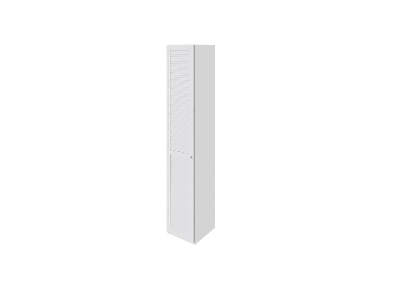 Шкаф торцевой с 1-ой дверью левый Ривьера СМ 241-07-004L 435х580х2111