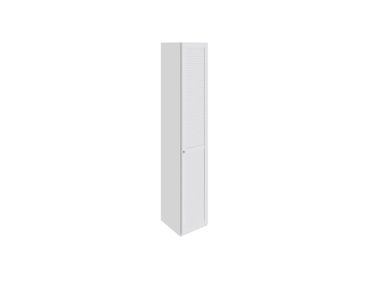 Шкаф торцевой с 1-ой дверью правый Ривьера СМ 241-07-004R 435х580х2111