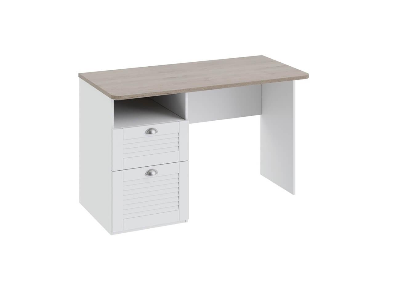 Письменный стол с ящиками Ривьера ТД-241-15-02 1210х590х758