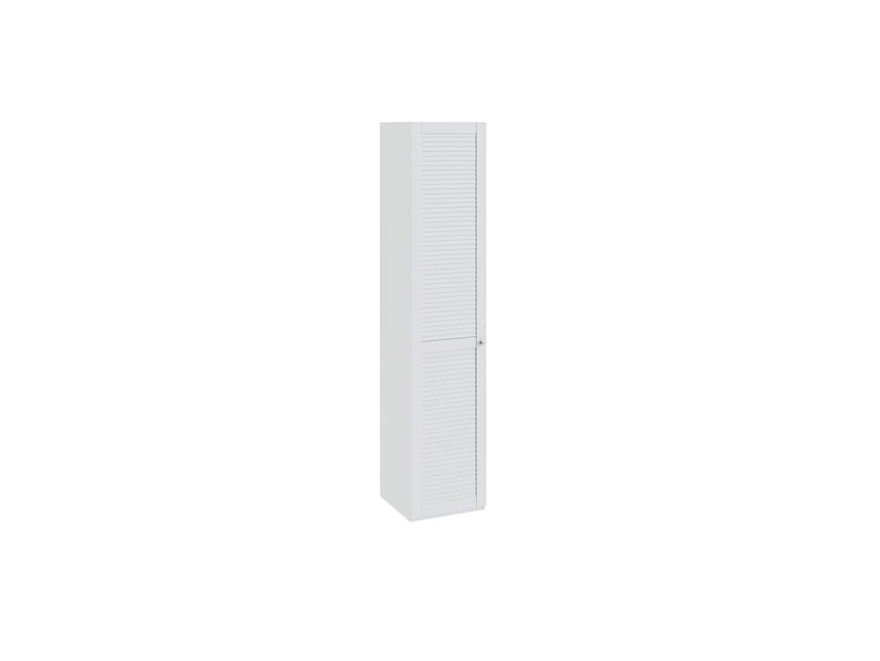 Шкаф для белья с 1-ой дверью левый Ривьера СМ 241-21-001L 447х452х2111