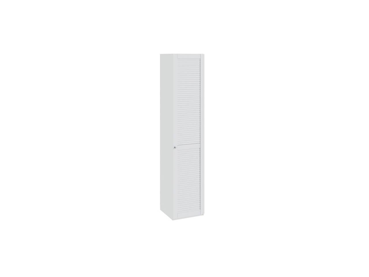 Шкаф для белья с 1-ой дверью правый Ривьера СМ 241-21-001R 447х452х2111
