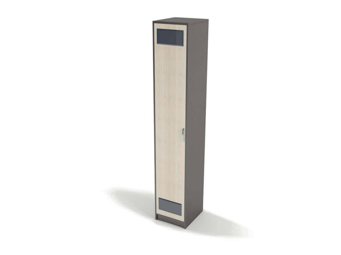 Шкаф 400 мм 2270х400х450 мм