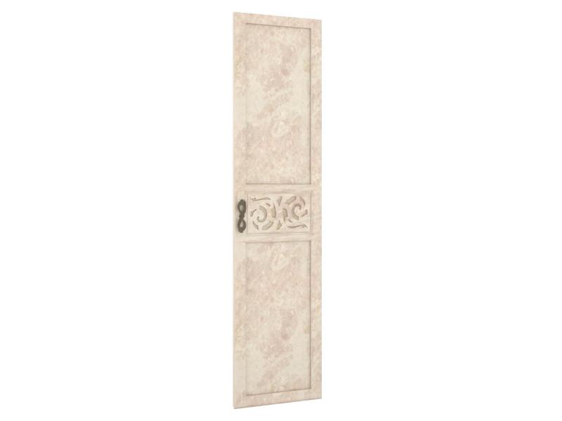 Дверь распашная глухая ЛД 125.002.000 Кожа Ленто