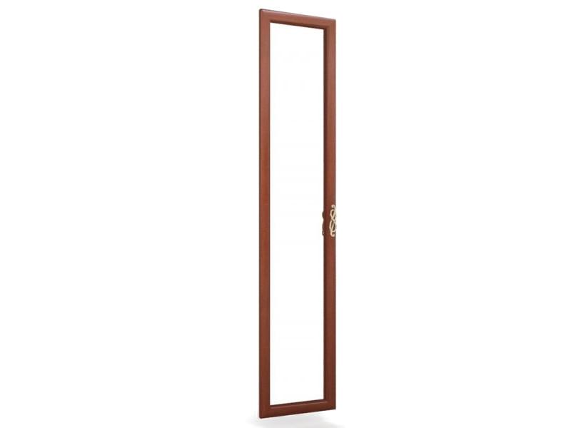 Дверь распашная с зеркалом ЛД 125.001.000
