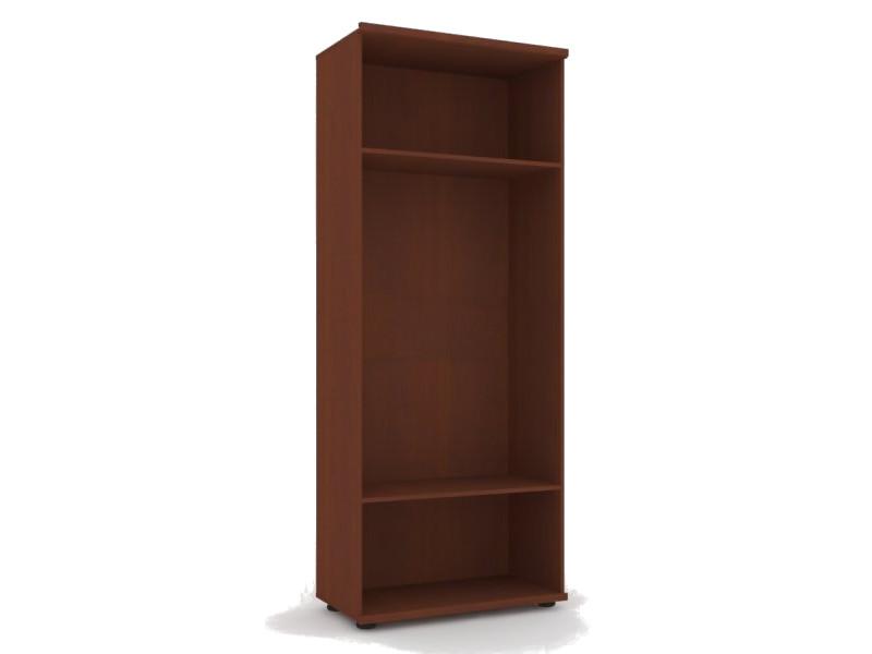 Шкаф двухстворчатый корпус ЛД 125.020.000 888х2160х460