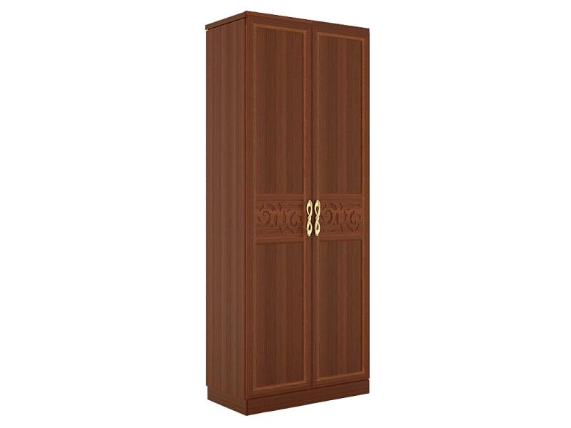 Шкаф двухстворчатый ЛД 618050.000 884х2262х462