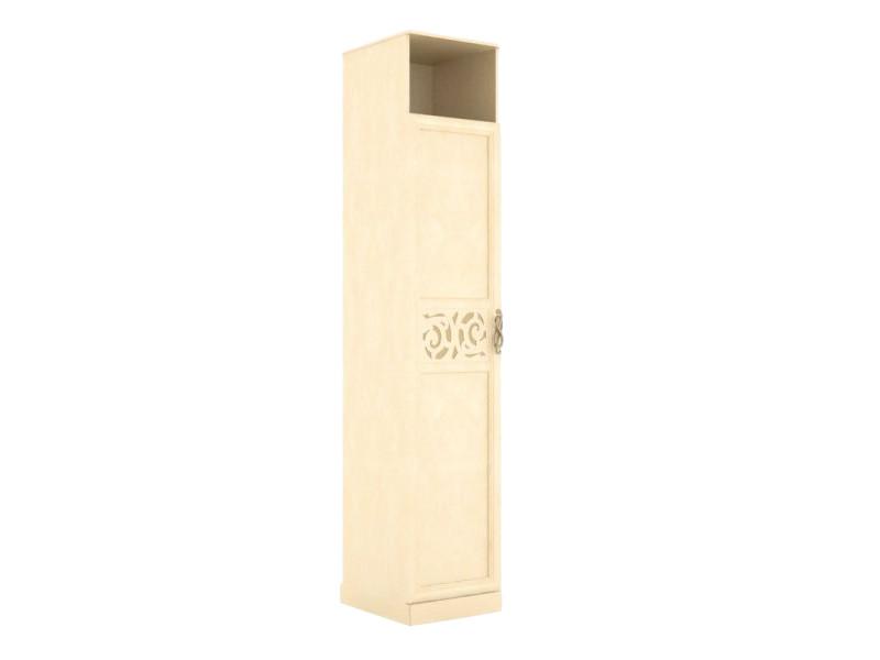 Шкаф одностворчатый ЛД 618040.000 442х2262х462