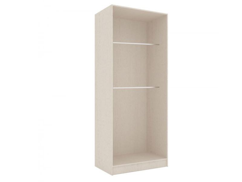 Шкаф высокий двухстворчатый корпус ЛД.642240.000 900х2220х590