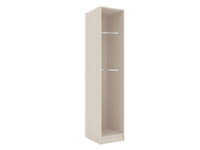 Шкаф высокий одностворчатый корпус ЛД.642250.000 458х2220х590
