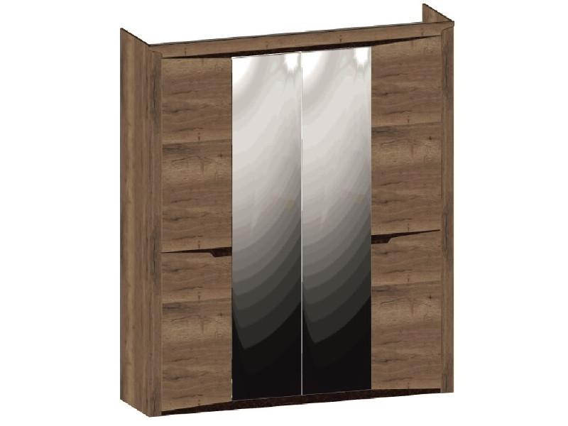 Шкаф 4-х дверный 1970х520х2300