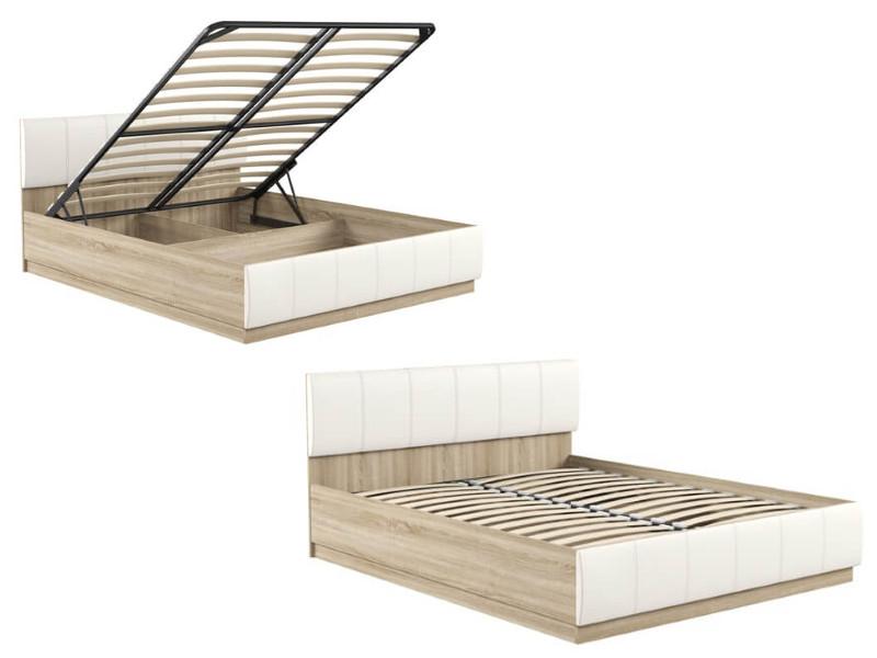 К 140 Кровать с подъемным механизмом 2080x1482х908