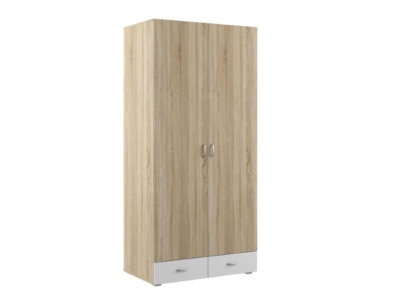 305 Шкаф 2-дверный 1022x620х2200