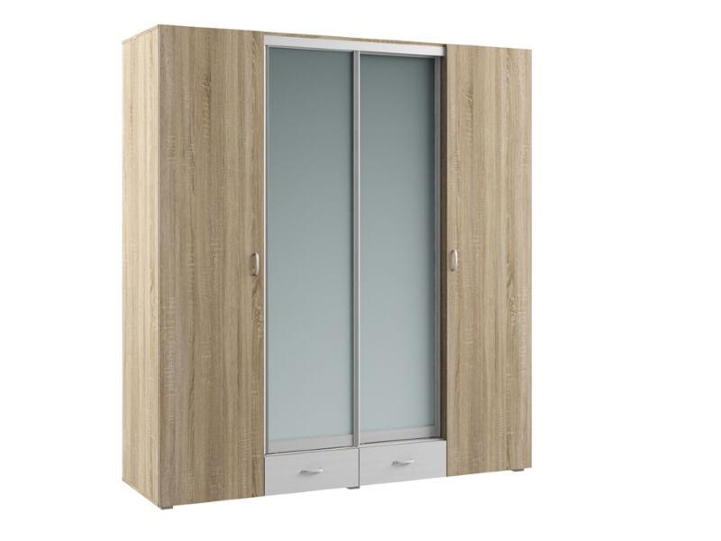 312 Шкаф 4-дверный 2012x620х2200