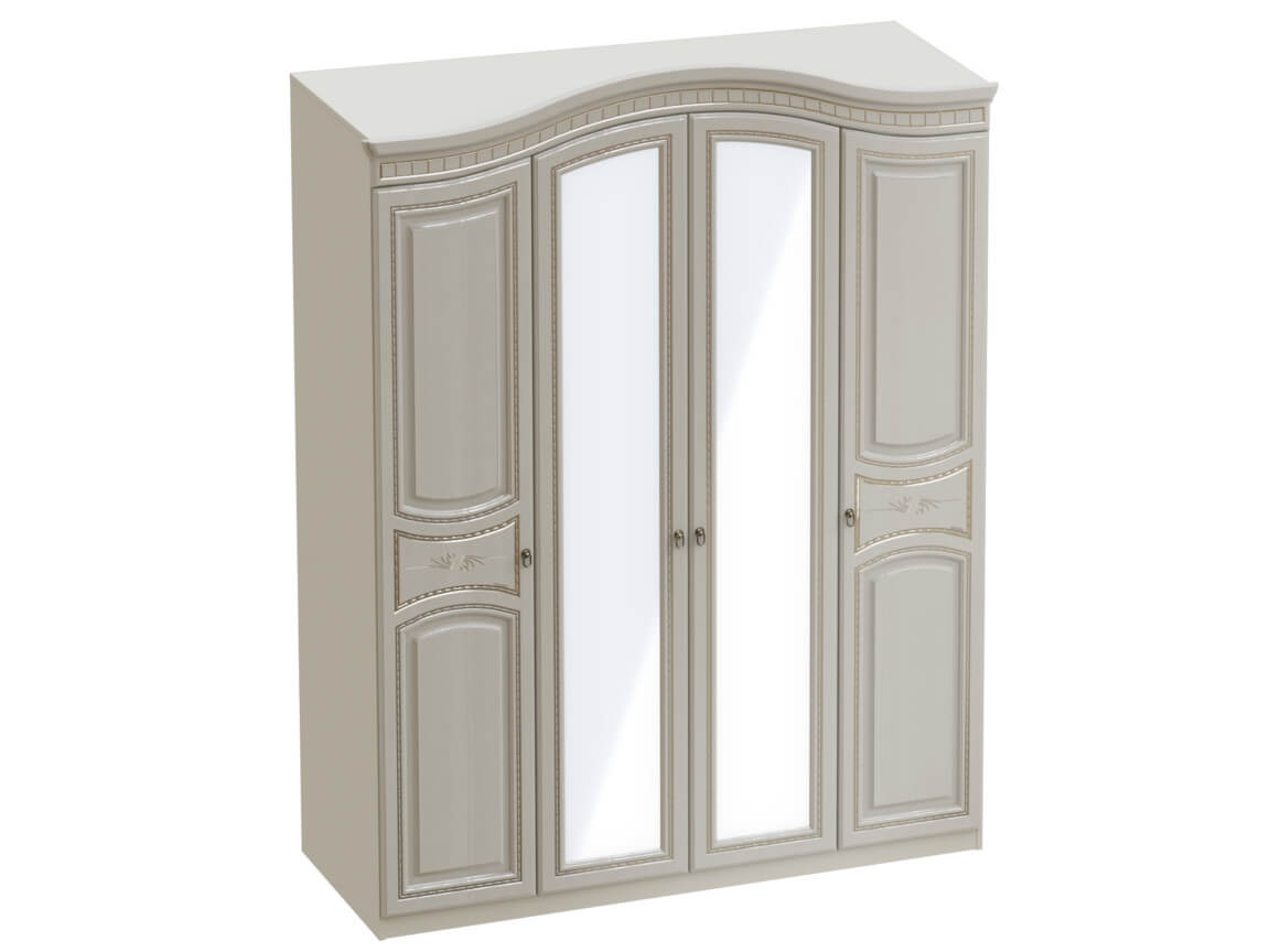 Шкаф 4-дверный 1760х560х2330