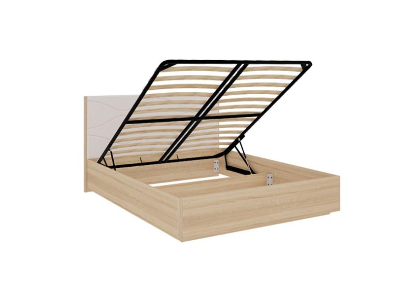 Кровать 1.6 Люкс  ш=1704 мм г=2144 мм в=1021 мм