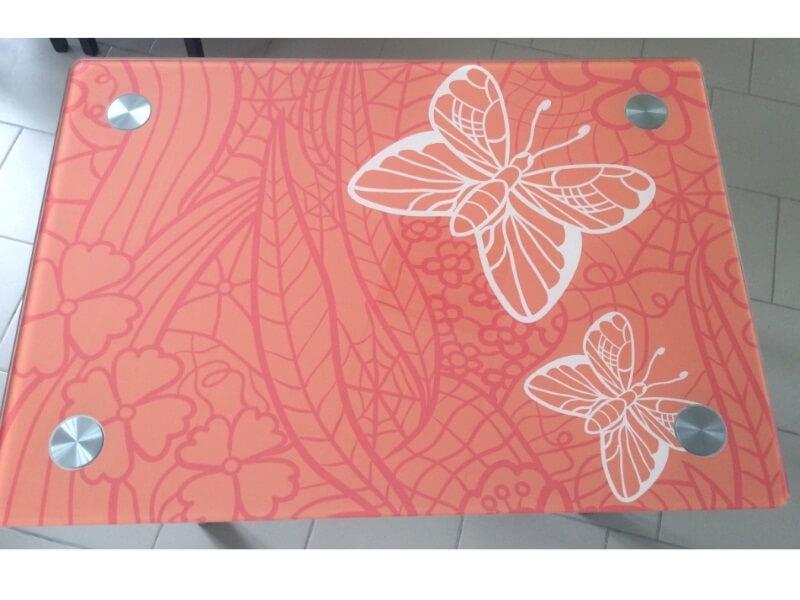 Оранж бабочки 1000х700