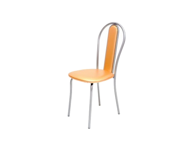 серебристый металлик-оранжевый