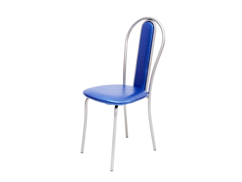 серебристый металлик-синий