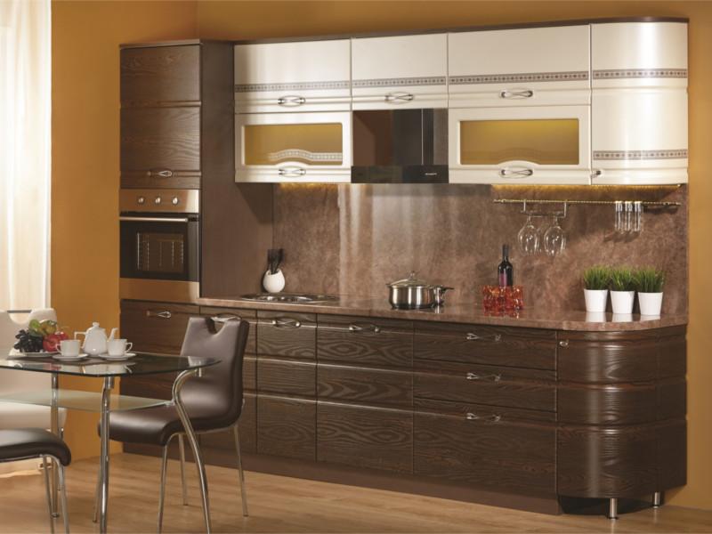 фото Модульная кухня Астана