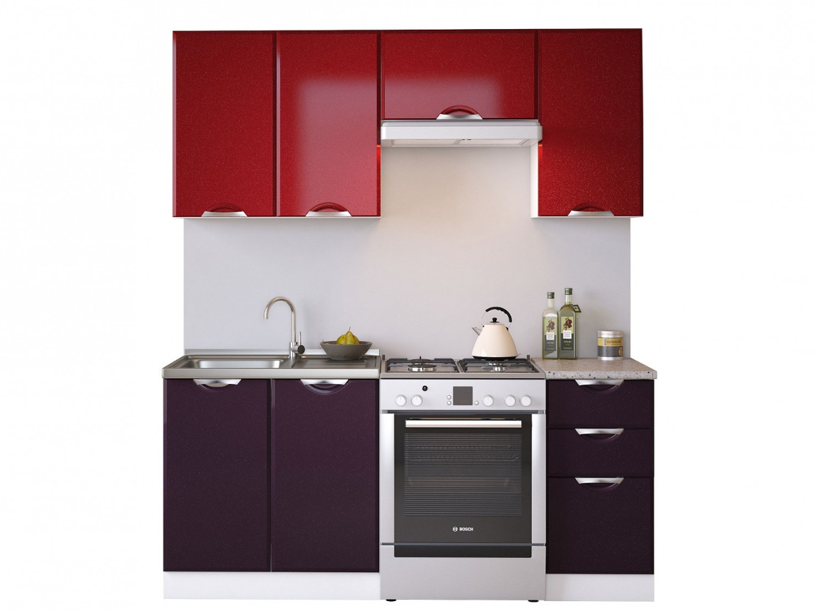 фото Кухня Равенна Вива 1800 No 1