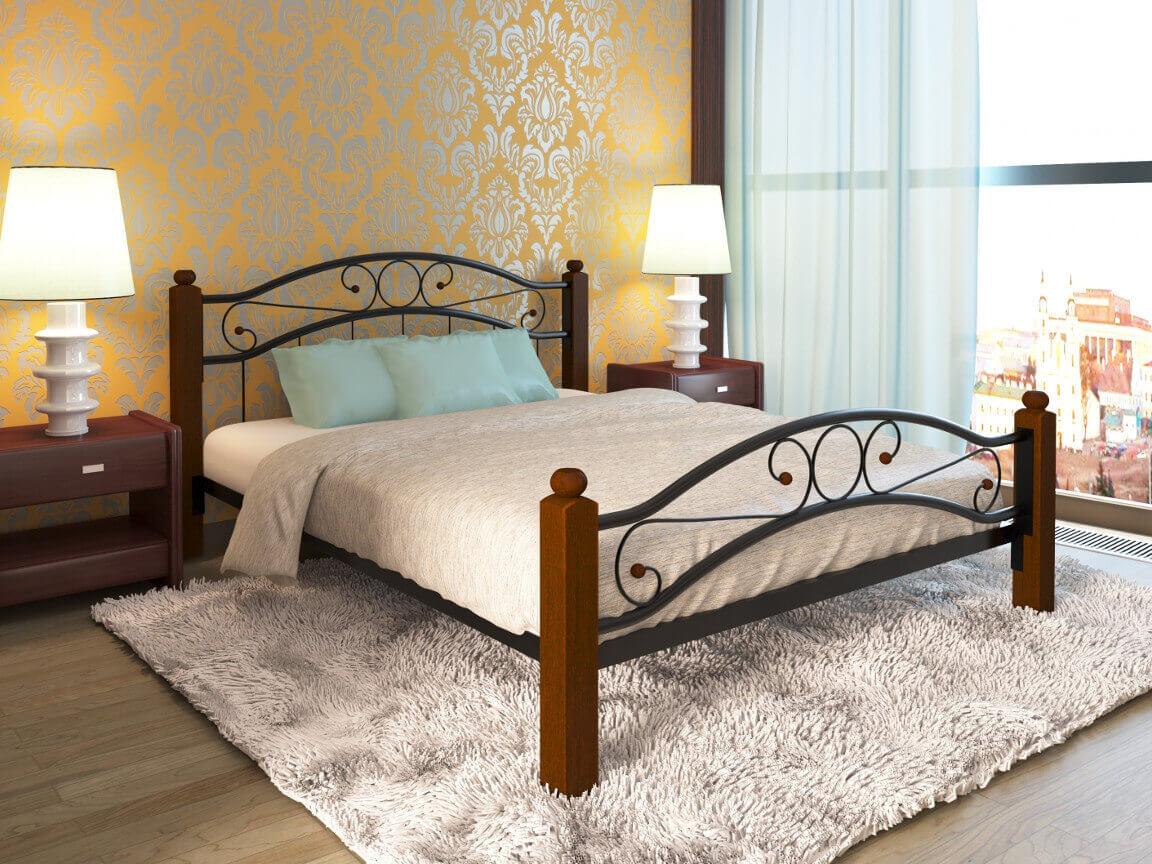 фото Кровать Надежда Lux plus