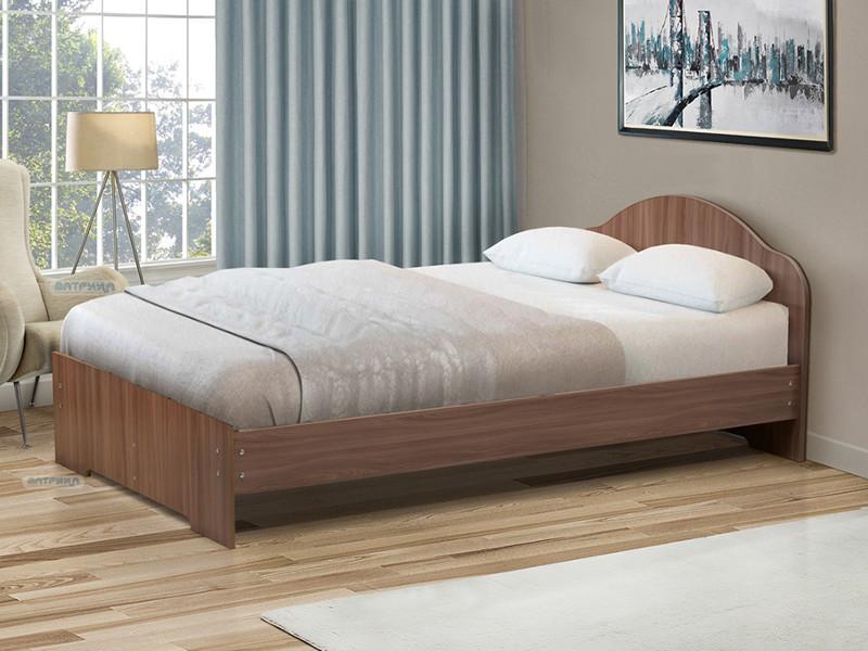 фото Кровать двойная на уголках No 3 Матрица