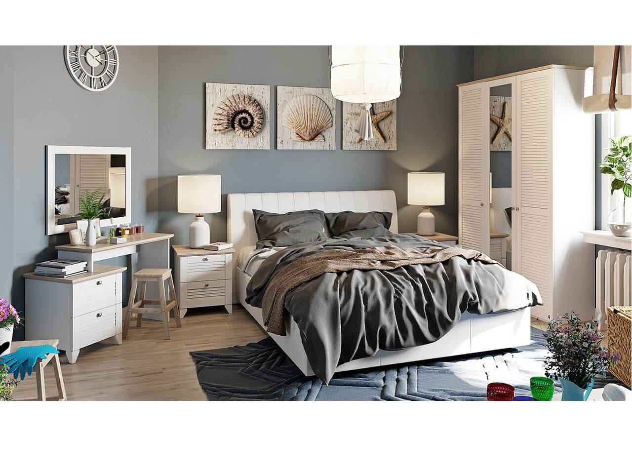 фото Спальня классическая Ривьера