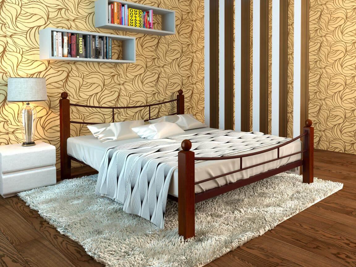 фото Кровать София Lux plus