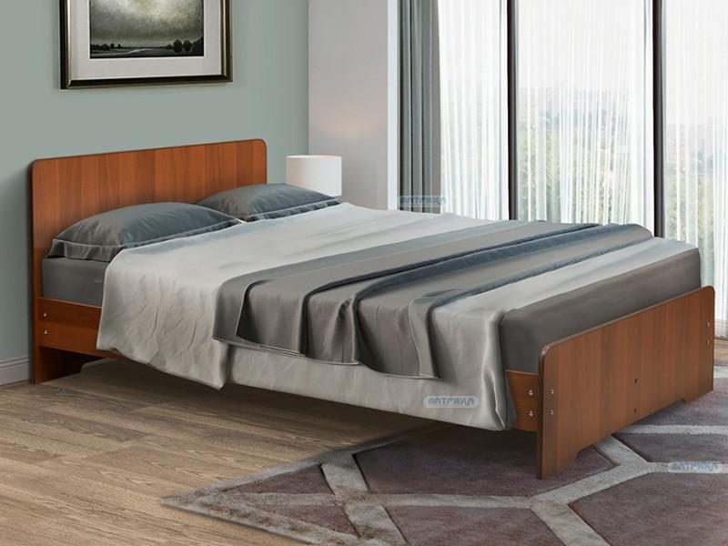 фото Кровать двойная на уголках No 5 Матрица