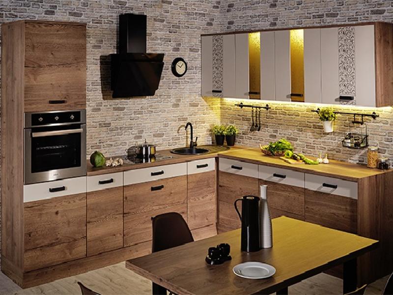 фото Модульная кухня Адель