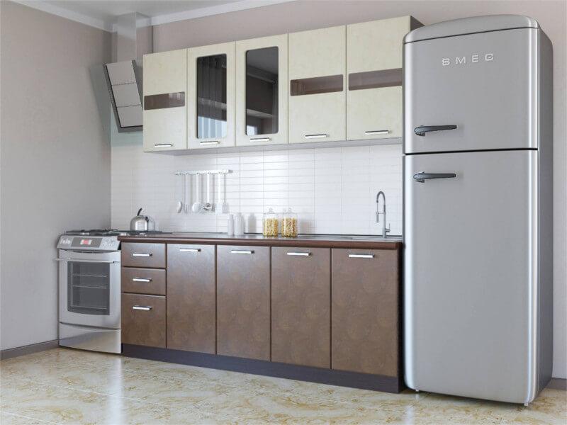 фото Кухня Гамма МДФ Глобусы