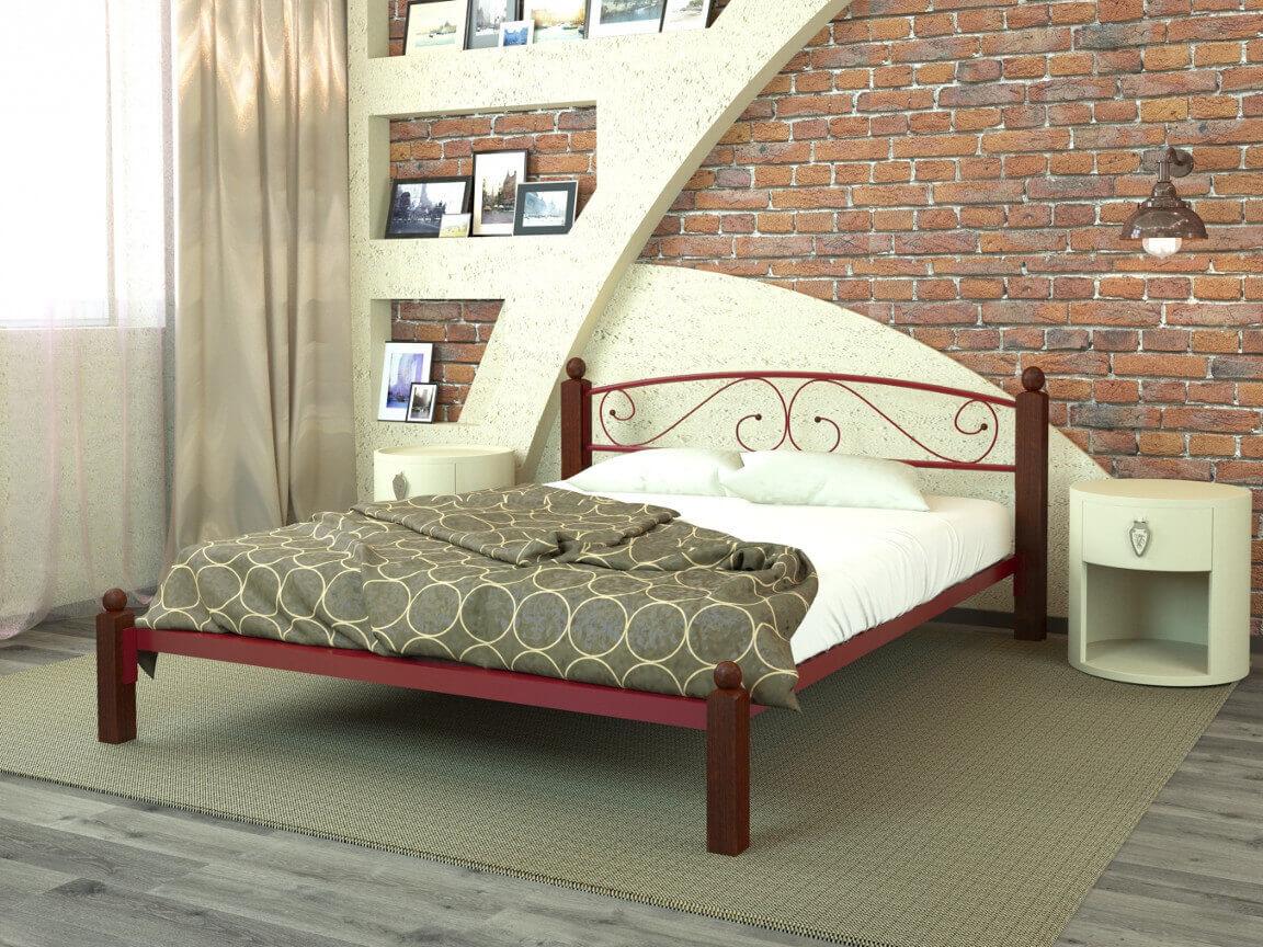 фото Кровать Вероника Lux