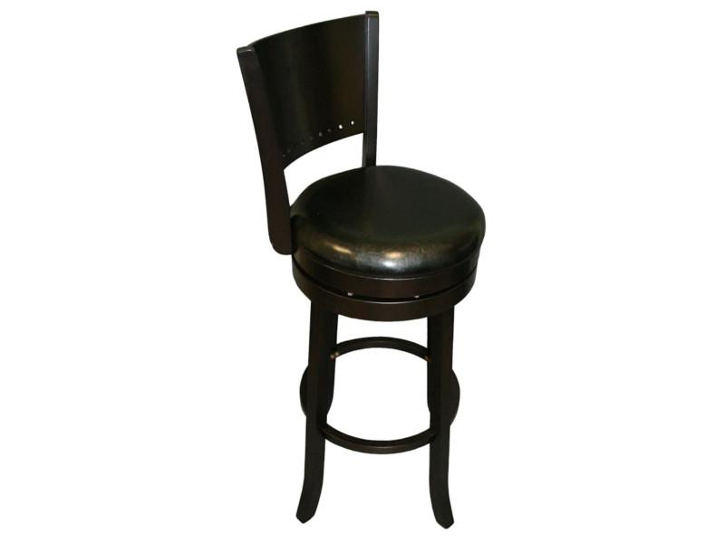 фото Барный крутящийся стул Лого LMU-9292