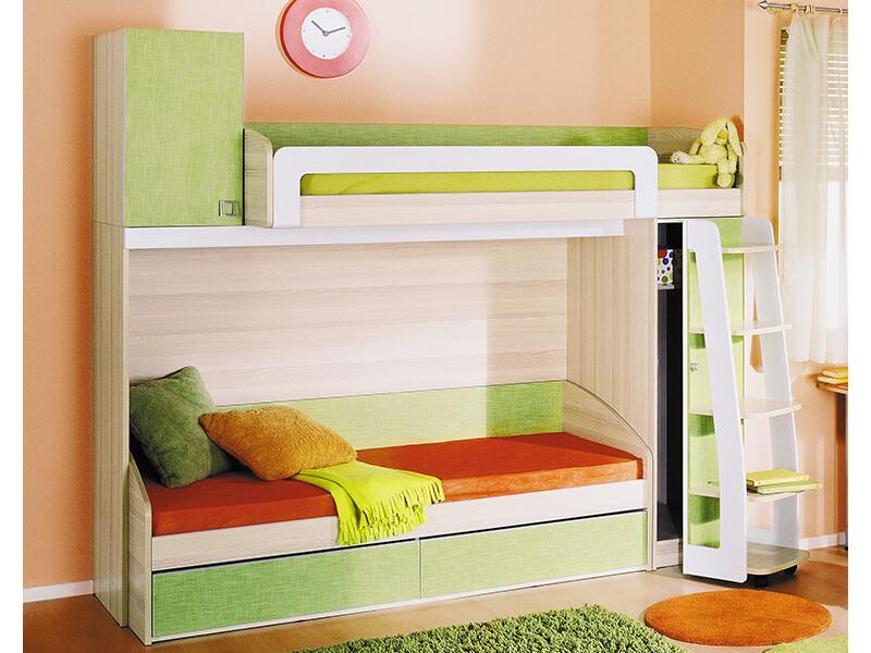 фото Двухъярусная кровать Киви