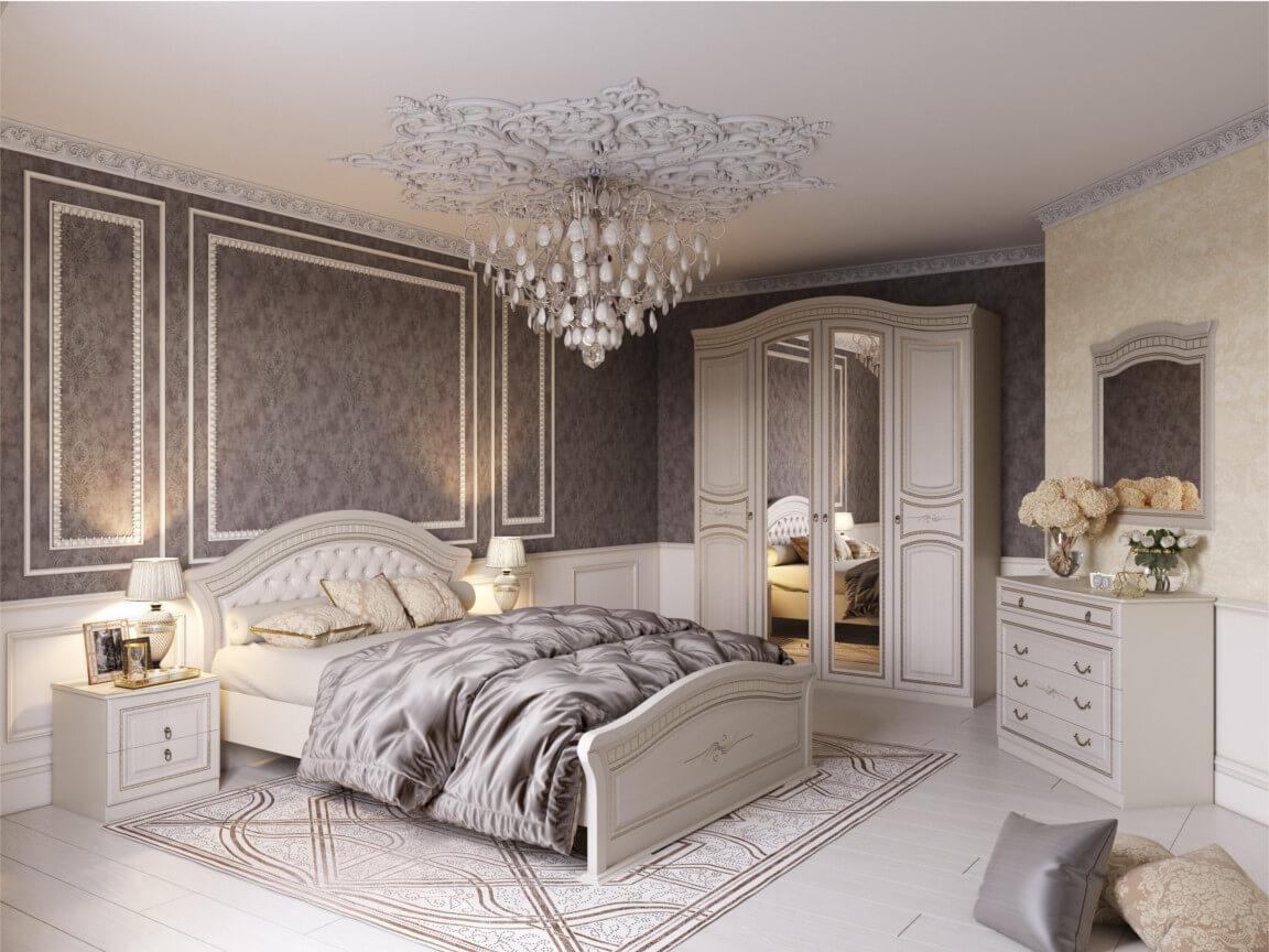 фото Спальня Николь